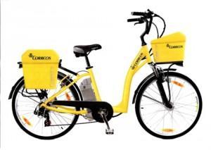 Livraisons en vélos électriques