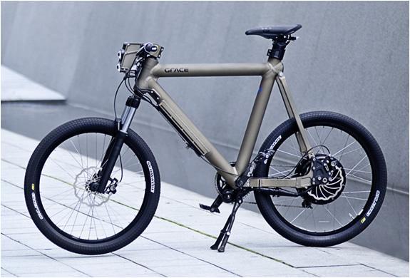 Le vélo électrique Grace arrive aux États-Unis