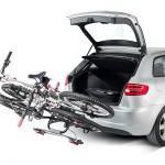 Porte-vélos pour voiture
