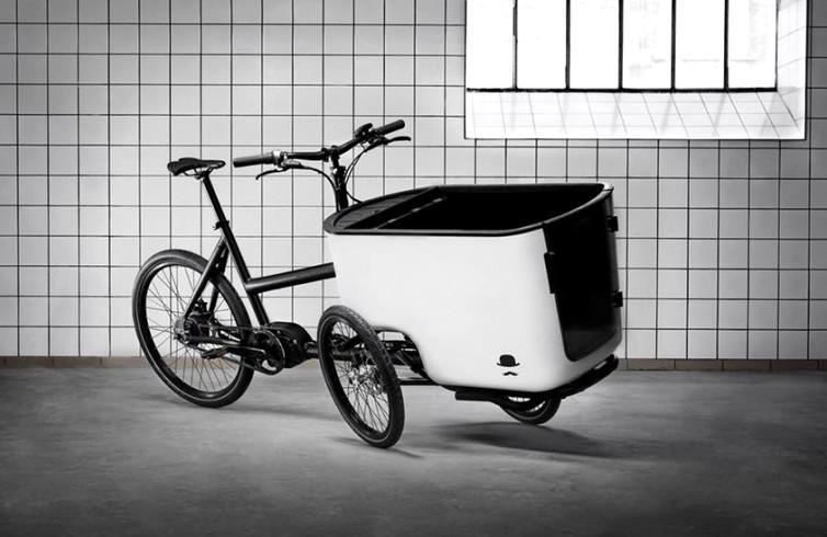 Le révolutionnaire tricycle électrique MK1-E