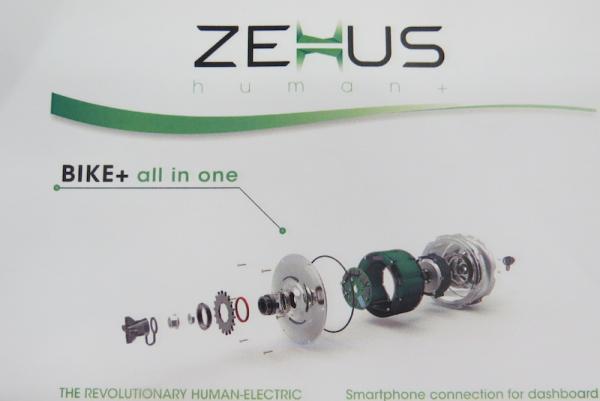 Kit Zehus : le kit électrique italien tout-en-un