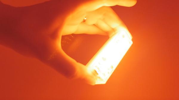 Orfos - Lumières à 360 degrés de visibilité