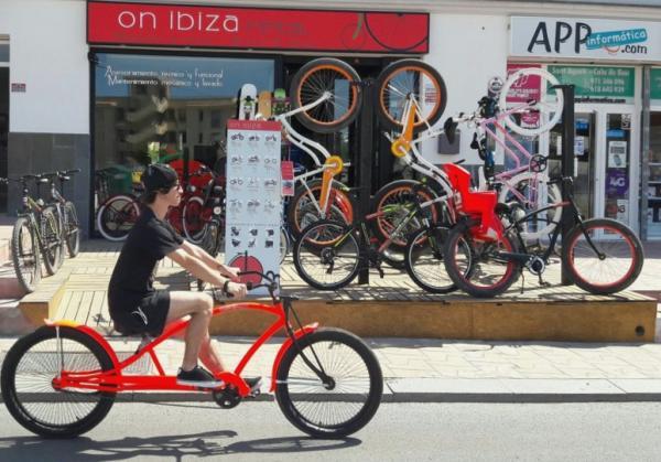 Location de vélo électrique à Ibiza