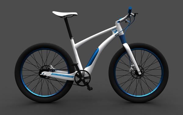Vélo électrique de Vojtech Sojka
