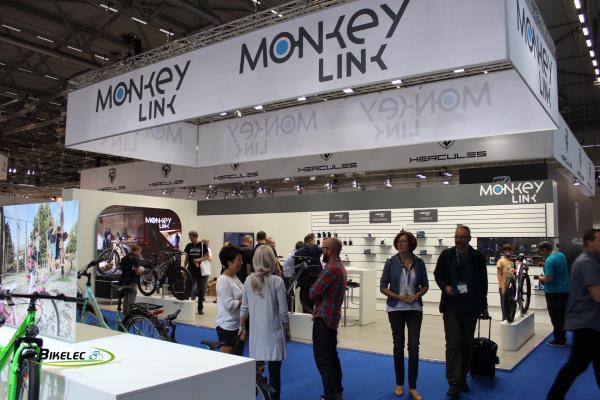 Monkey Link, système d'union magnétique pour composants de vélos