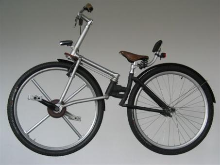 Izzybike – Vélo sans chaîne