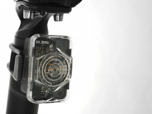 La lampe SeeSense s'adapte aux conditions de circulation et de lumière
