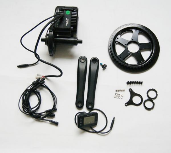 Analyse du kit 8FUN BBS02 Mid-drive 750w