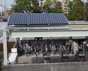 Sanyo remplit Tokyo avec des vélos à énergie solaire et des stations de recharge et  à emprunter