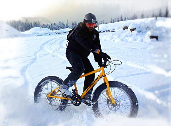 Vélos Fat Bikes - Vélos électriques à grosses roues