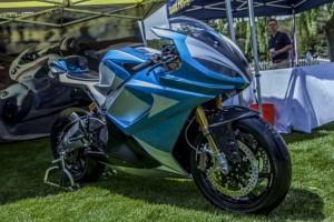 Lightning LS-218 - La moto électrique la plus rapide du monde