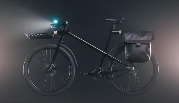 Le vélo BlackLine - Innovation et design