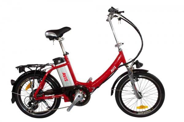 Flotte de vélos électriques chez AVIS