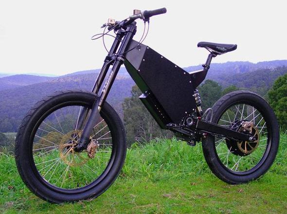 Revue du vélo électrique Stealth Bomber