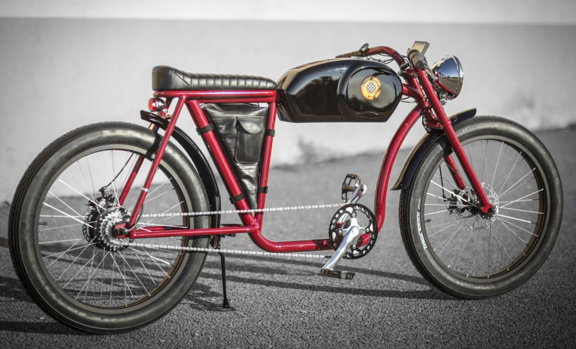 Oto RaceR de Oto Cycles