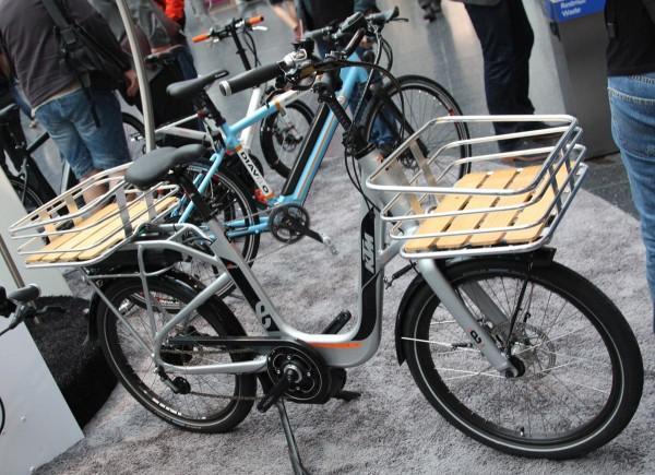 Impressions du Vélo Électrique de  l'Eurobike 2012