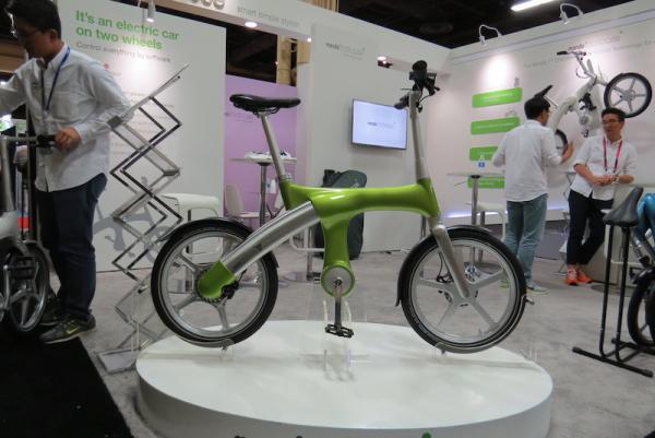 Vélo électrique Mando Footloose