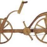 Vélo Léonard de Vinci