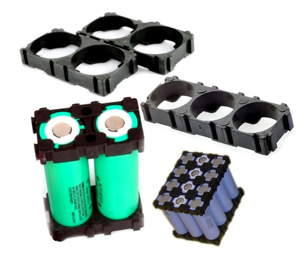 porte-piles modulaires pour batterie d'accumulateur